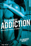 couverture Les Insurgés, Tome 2 : Addiction