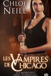 couverture Les Vampires de Chicago, HS : Les Morsures sont éternelles