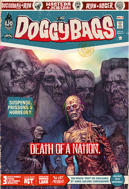 Couverture du livre : DoggyBags, Tome 9