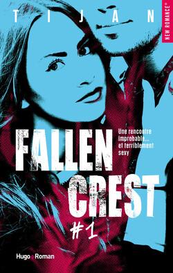 Couverture de Fallen Crest, Tome 1 : High