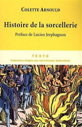Couverture du livre : Histoire de la sorcellerie