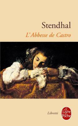 Couverture du livre : L'Abbesse de Castro