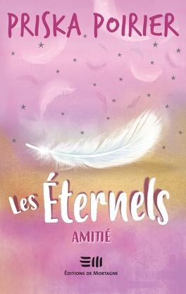 Couverture du livre : Les Éternels, Tome 2 : Amitié