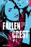 couverture Fallen Crest, Tome 1 : High