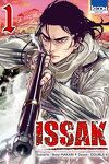 couverture Issak, Tome 1