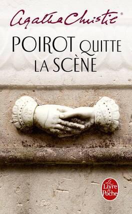 Couverture du livre : Poirot quitte la scène