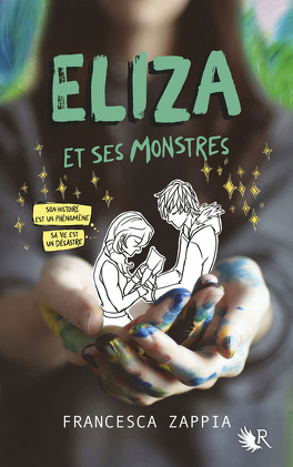 Couverture du livre : Eliza et ses monstres