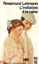 Couverture du livre : L'invitation à la valse