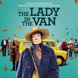 Couverture du livre : The lady in the van