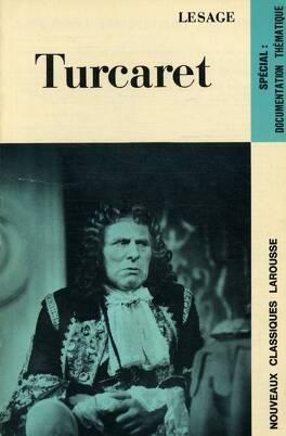 Couverture du livre : Turcaret