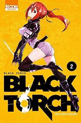 Couverture du livre : Black Torch, Tome 2