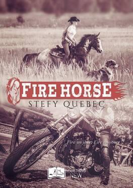 Couverture du livre : Fire Horse