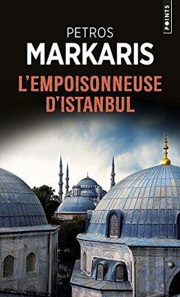 Couverture du livre : L'Empoisonneuse d'Istanbul