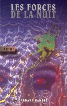 Couverture du livre : Le cycle de Darwath, Tome 1 : Les forces de la nuit