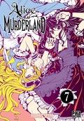 Alice in Murderland, tome 7