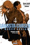 couverture Gangsta Cursed, Tome 4
