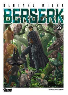 Couverture du livre : Berserk, Tome 39