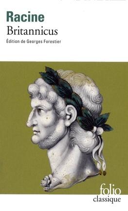 Couverture du livre : Britannicus