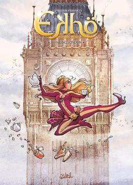 Couverture du livre : Ekhö, Monde Miroir, Tome 7 : Swinging London