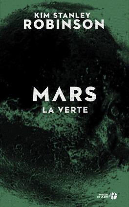 Couverture du livre : La Trilogie de Mars, tome 2 : Mars la Verte