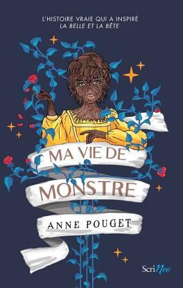 Couverture du livre : Ma vie de monstre