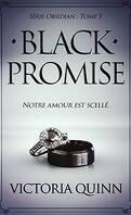 Obsidian, tome 3 : Black Promise