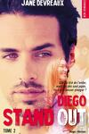 couverture Stand-Out, Tome 2 : Diego