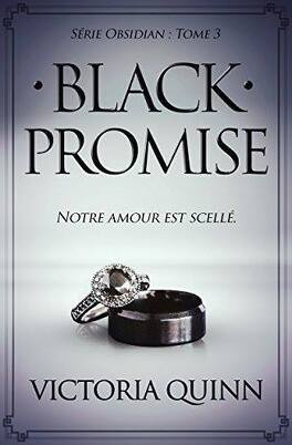 Couverture du livre : Obsidian, tome 3 : Black Promise