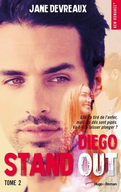 Couverture de Stand-Out, Tome 2 : Diego
