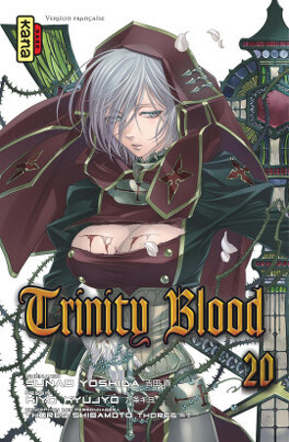 Couverture du livre : Trinity Blood, tome 20