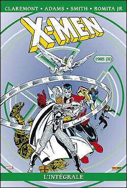 Couverture du livre : X-Men l'Intégrale : 1985 Tome 2