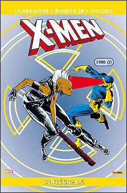 Couverture du livre : X-men : l'intégrale 1986 tome 1