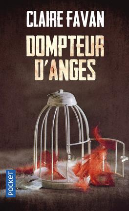 Couverture du livre : Dompteur d'anges
