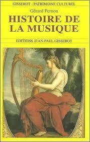 Couverture du livre : Histoire de la musique