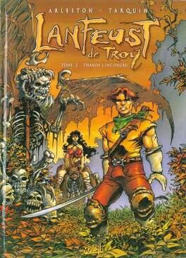 Couverture du livre : Lanfeust de Troy, Tome 2 : Thanos l'incongru