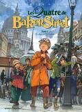 Les Quatre de Baker Street, Tome 2 : Le Dossier Raboukine