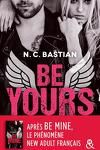 couverture Be Yours