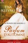 couverture La Ronde des saisons, Tome 2 : Parfum d'automne
