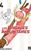 Les Brigades immunitaires, Tome 4