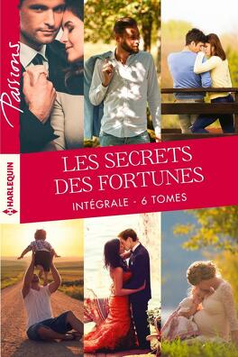 Couverture du livre : Intégrale Les secrets des Fortune