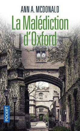Couverture du livre : La Malédiction d'Oxford