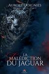 couverture Entre ses griffes, Tome 4 : La Malédiction du jaguar