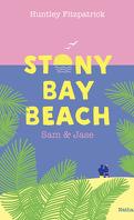 Stony bay beach, Tome 1 : Sam & Jase