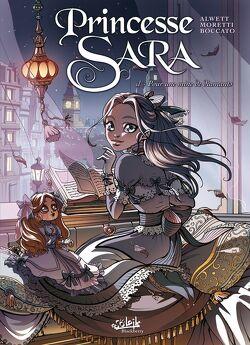 Couverture de Princesse Sara, Tome 1 : Pour une mine de diamants