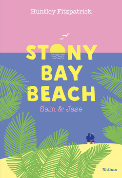 Couverture de Stony bay beach, Tome 1 : Sam & Jase