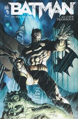 Couverture du livre : Batman, Tome 1 : La cour des hiboux