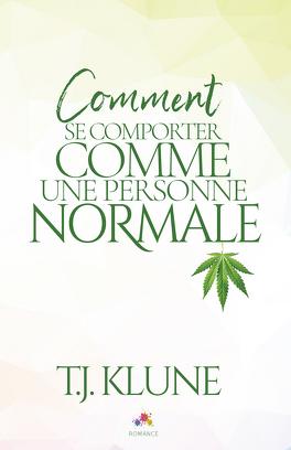 Couverture du livre : Comment se comporter comme une personne normale