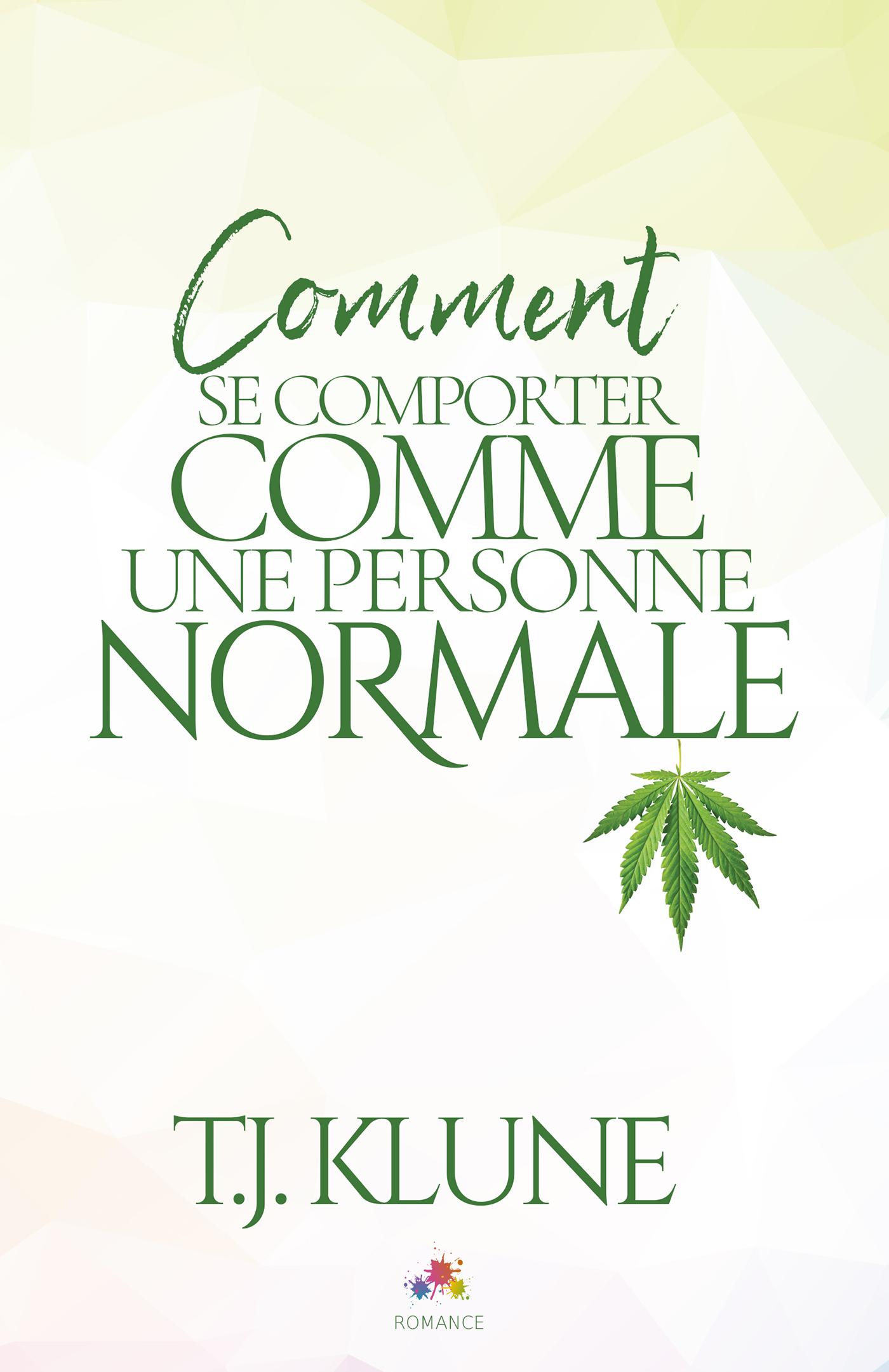 Items Mois des fiertés Comment-se-comporter-comme-une-personne-normale-1026598