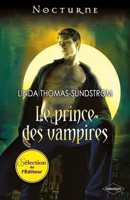 Couverture du livre : Le Prince des vampires