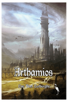 couverture Chroniques d'un esprit vagabond, Tome 1 : Arthamios